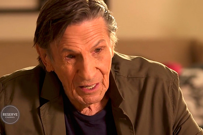 Leonard Nimoy & Pharrell Williams Explain What It Means To Be An Artist