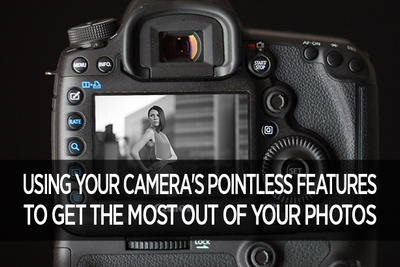 Using Your Camera's Pointless Features To Get The Most Out Of Your Shots