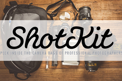 ShotKit - Exposing the Camera Bags of Photographers