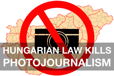 Hungarian Law Requires You to Ask Permission Prior to Photographing