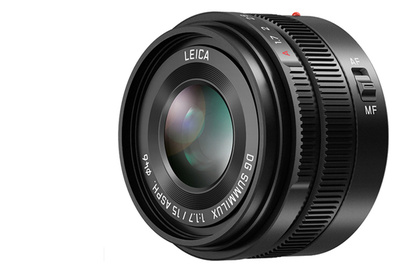 Panasonic Announces New f/1.7 15mm Lens
