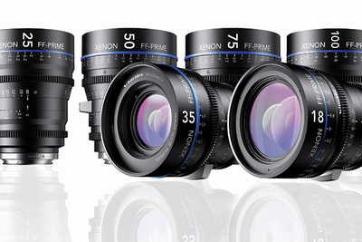 Schneider Unveiling New Lenses & More at NAB 2014