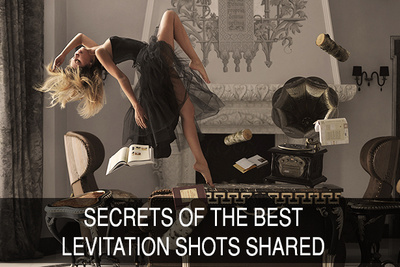 Secrets Of The Best Levitation Shots Shared