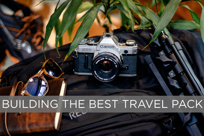 The Fstoppers Guide to Traveling Light (Without Sacrifices)