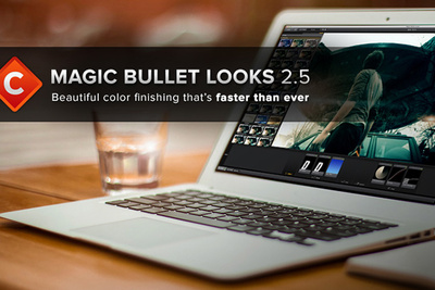 Red Giant Plugins Get Updated - Magic Bullet Looks, PluralEyes, And More