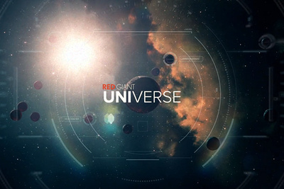 "Red Giant Releases ""Universe,"" A Plugin Platform With Free (And Paid) Options"