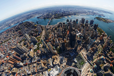 The Freedom Tower: A View From The Top Of The World
