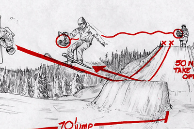 Footage So Good You'll Slap Your Mother | Mövi On Skis