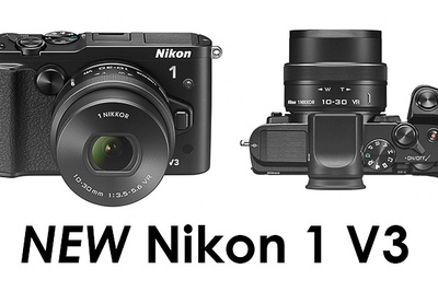 Meet the New Nikon 1 V3