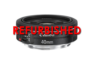 Canon 40mm Pancake Refurb Deal: $149.95