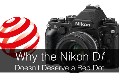 Despite Form Without Much Function, Nikon Df Wins Red Dot Design Award