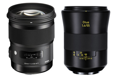 Zeiss Otus Bests Sigma 50mm Art, but What Has the Best Value?