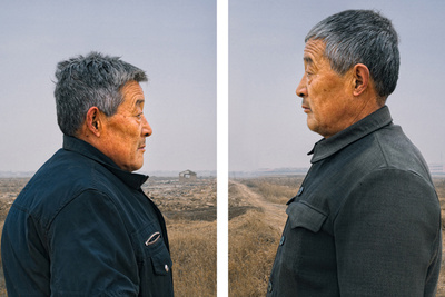 Photo Project: The Impact of Life on Identical Twins Appearances