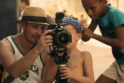 """Behind The Scenes of """"Home,"""" How Filmmakers Created A Story In A Foreign Country"""