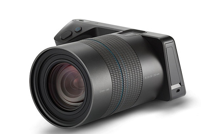 Lytro Finally Introduces a Camera That Creative Professionals Will Want