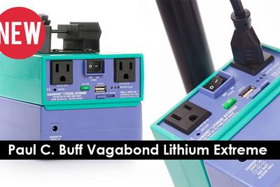 New Paul C. Buff Vagabond Lithium Extreme