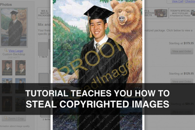 Facebook Software Engineer Teaches You How to Steal Copyrighted Images
