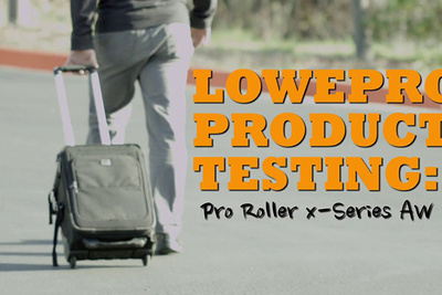 New Video Proves Impact Protection of New Lowepro Roller Bags