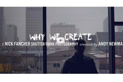 "A Series To Remind Us ""Why We Create"""