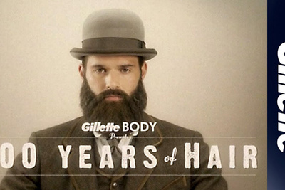 "Gillette Takes You Behind the Scenes of their ""100 Years of Hair"" Stop-Motion Commercial"