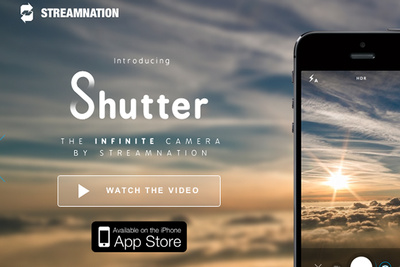 """""""Shutter"""" App from StreamNation Tries to Fix the Cloud Problem"""