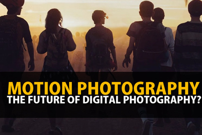 This New Company Thinks Motion Photographs Are The Future of Photography