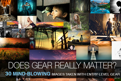 Does Gear Really Matter? 30 Mind-Blowing Images Taken With Entry-Level Gear