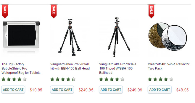Steals Deals Promo Codes For July 4th Fstoppers