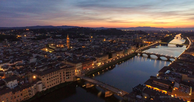 DJI Phantom 3 Review - Florence After Example