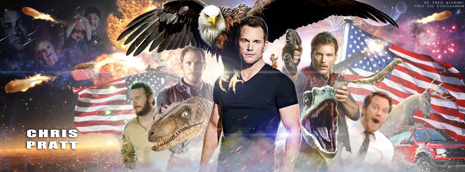 Chris Pratt Facebook Photoshop