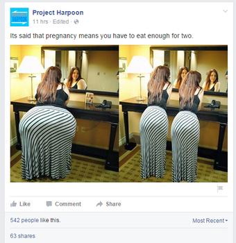Project Harpoon Body Positivity