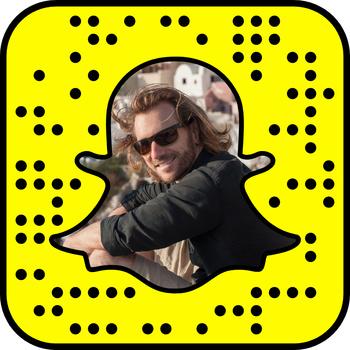 Elia Locardi - Snapchat QR Profile Picture