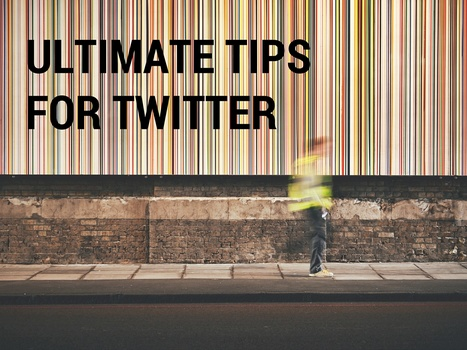 twitter tips for photographers