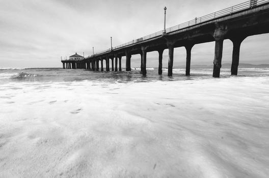 Photo of Manhattan Beach Pier with the Leica T