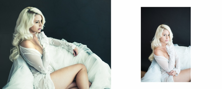 Tips on boudoir photography for the minimalists fstoppers a 10x8 album spread from the boudoir album which i use fundy software to create the layouts showing a client the layout when they arrive will help them solutioingenieria Gallery