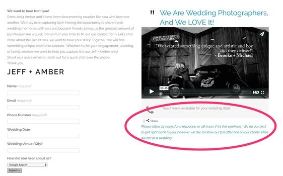 Contact Form Page Screenshot