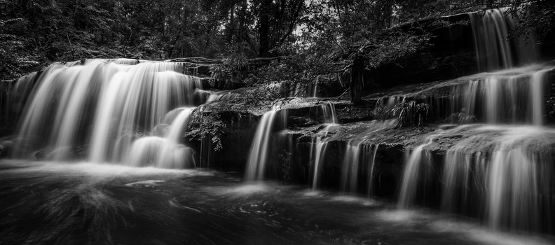 long exposures Black and white