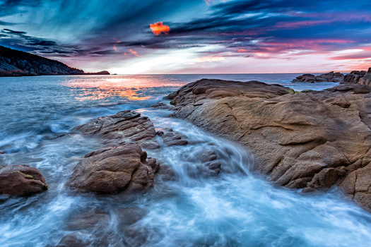Long Exposure seascapes