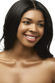Clean Beauty Smiling