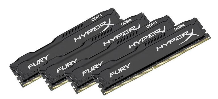 Kingston Hyper X DDR4 memory