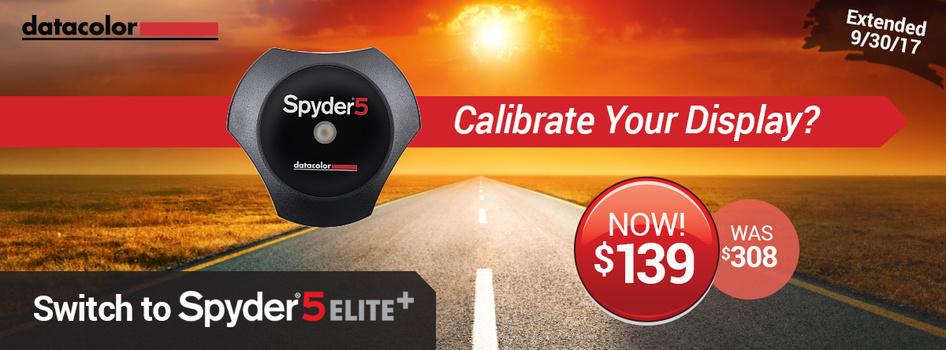 datacolor monitor calibration