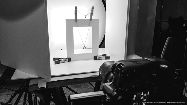 brian rodgers jr, commercial photographer, digital artist, product photographer, behind the scenes, jewelry photography, digital art that rocks