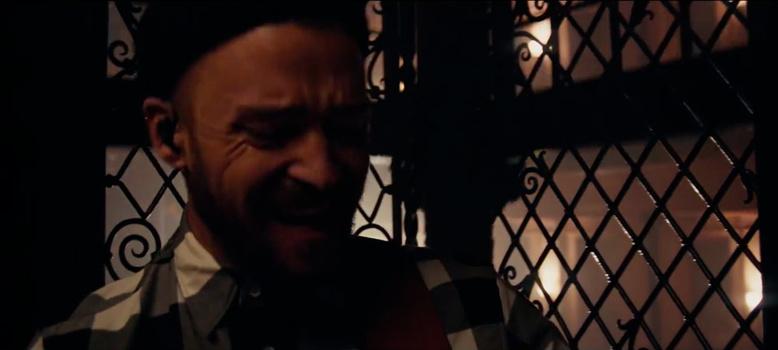 Justin Timberlake - Say Something - Elevator shot