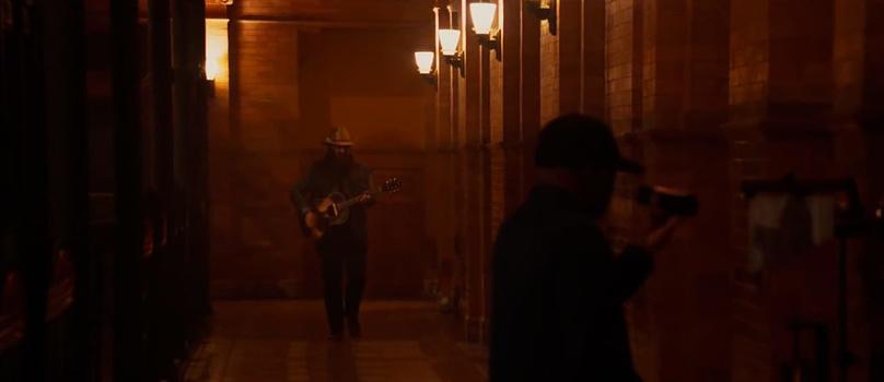 Justin Timberlake - Say Something - Push-pull shot