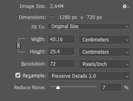 How To Enlarge Photos Without Losing Detail In Photoshop Cc 2018 Fstoppers