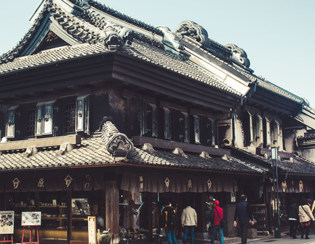 Kawagoe Storehouses
