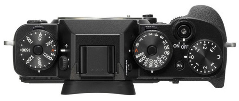 fuji x-t2 pointless exposure compensation dial