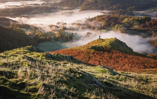 Photo of Elterwater, Lake District UK