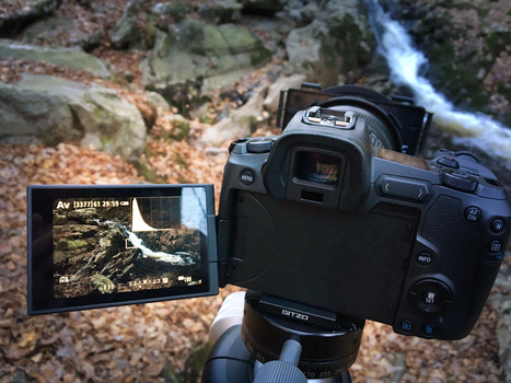 Showing the histogram in liveview or on the screen of a mirrorless camera can help determine the optimum exposure.