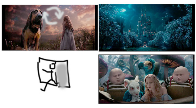 Alice in Wonderland - ideas